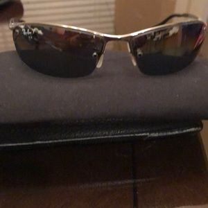 Ray Ban sunglasses polarized lens